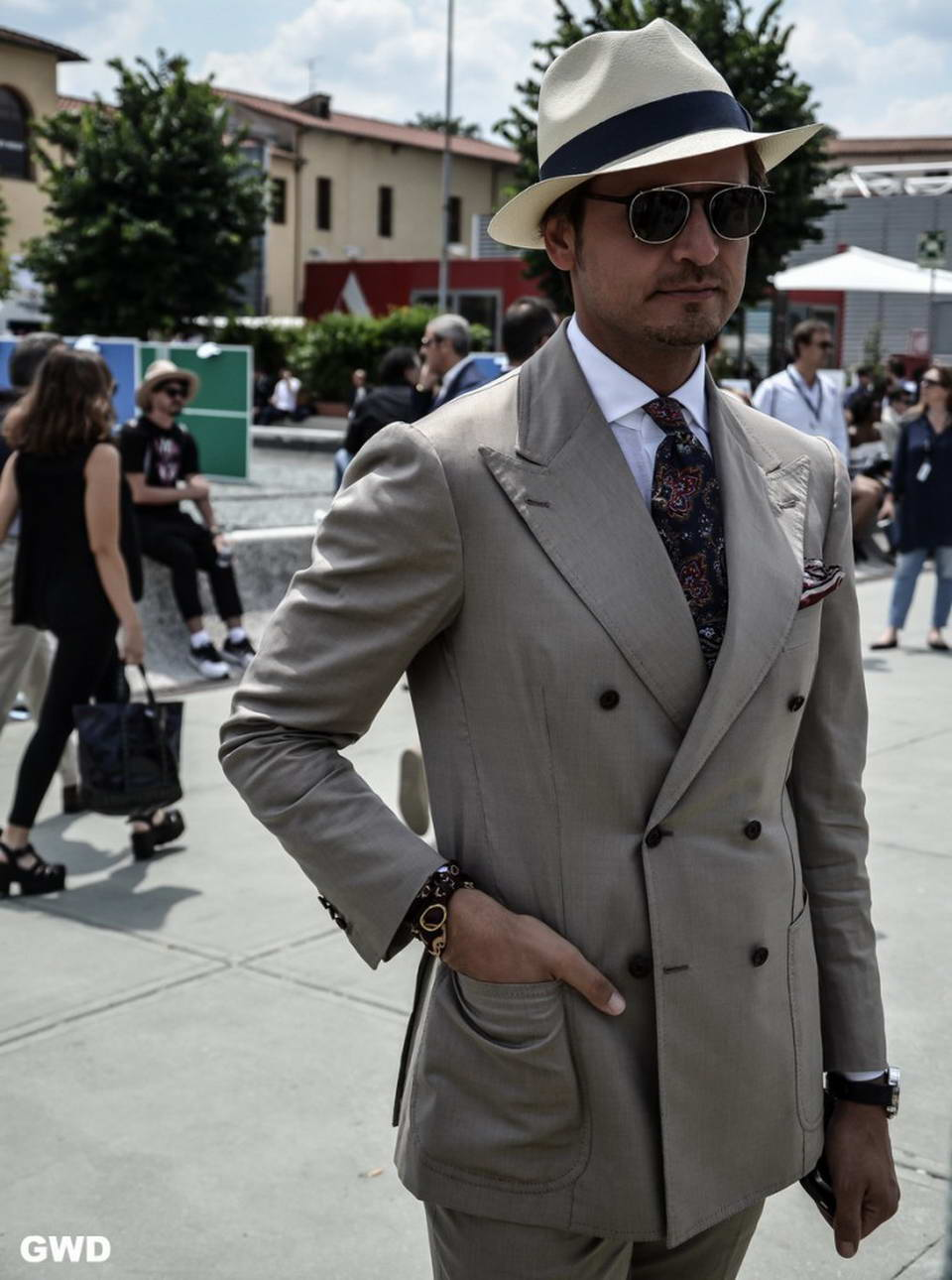 GWD goes to Pitti86