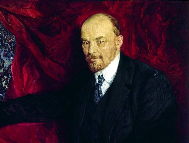 Lenin_and_manifistation_by_Isaak_Brodsky_(1919,_GIM)