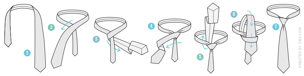 how_to_tie_the_four_in_hand_knot_tying_instructions