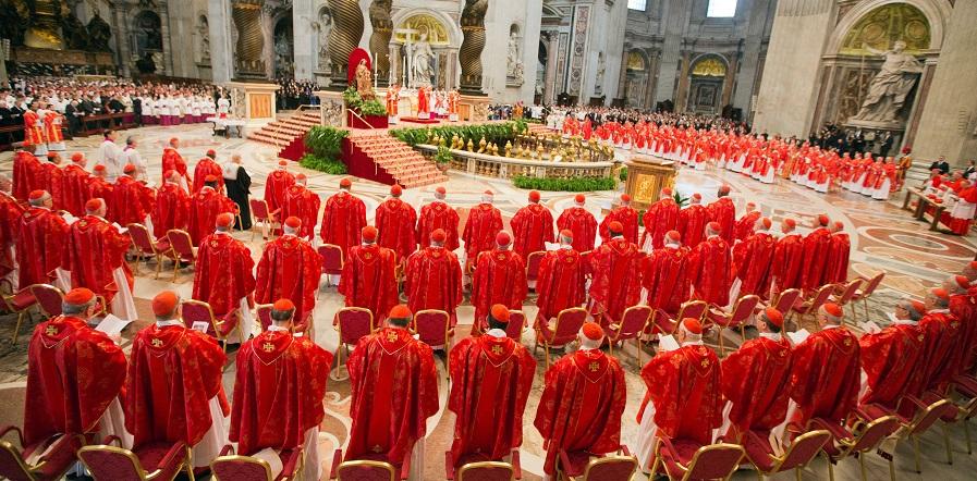 Vatican Conclave 2013 - 'Pro Eligendo Romano Pontifice'