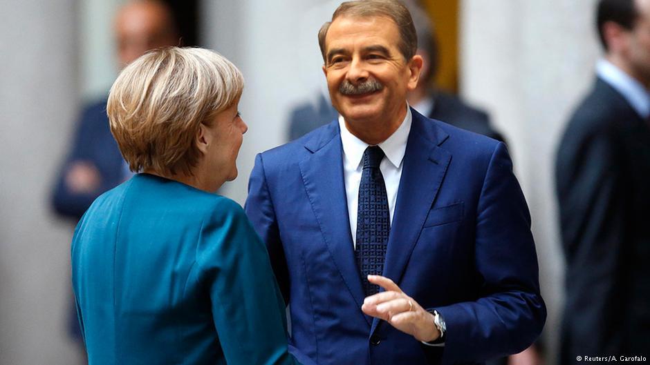 Jas z Merkel