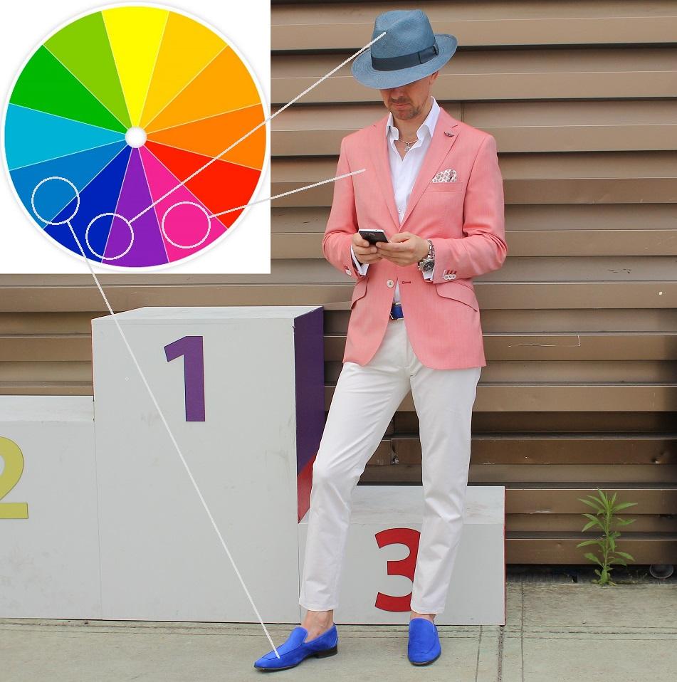 dobieranie kolorów