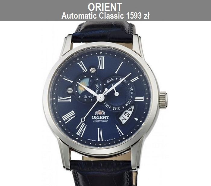 zegarki automatyczne zegarki automatyczne