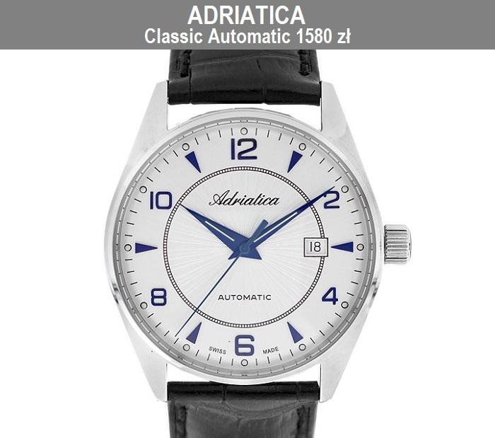 zegarki automatyczne