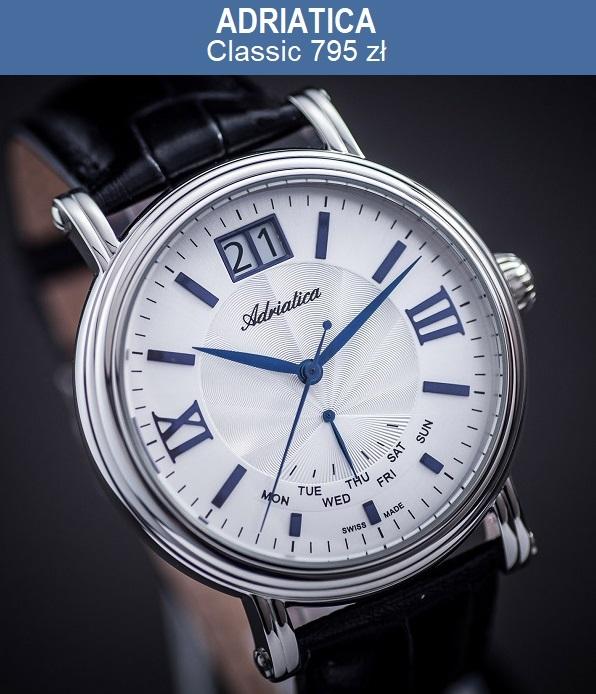 12 najpiękniejszych zegarków kwarcowych