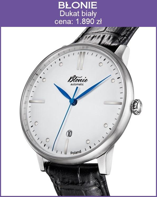 10 najpiękniejszych zegarków polskiej produkcji