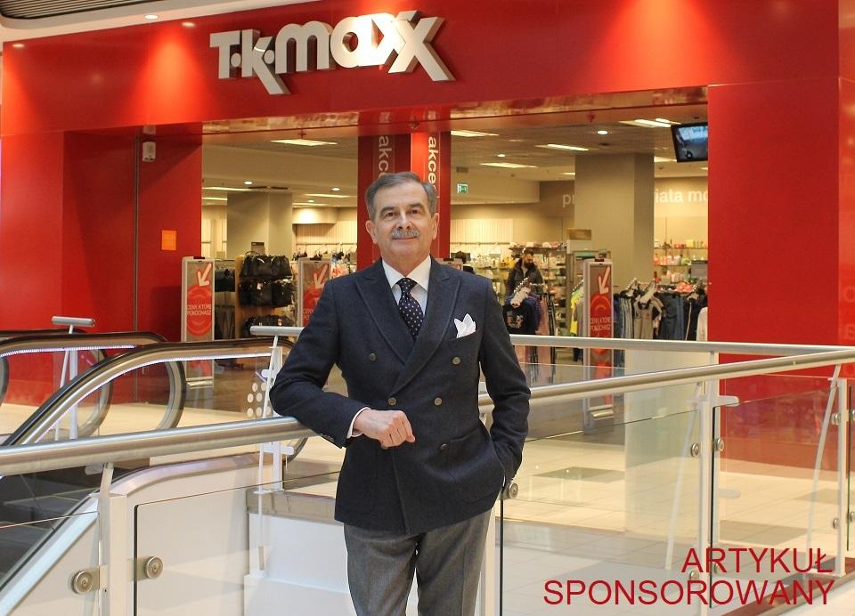 zakupy w TK Maxx