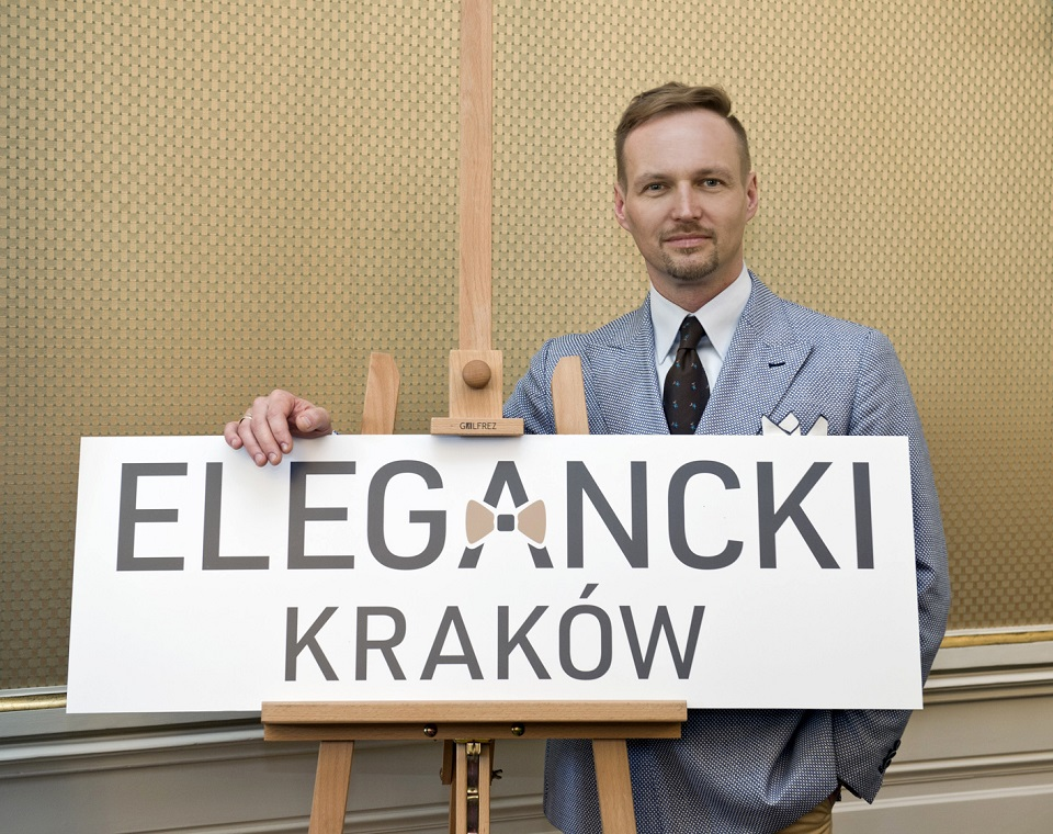 elegancki Kraków