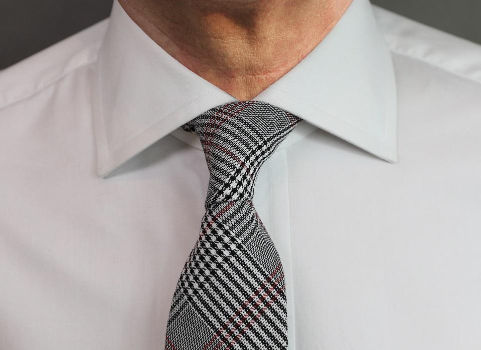 test krawatów