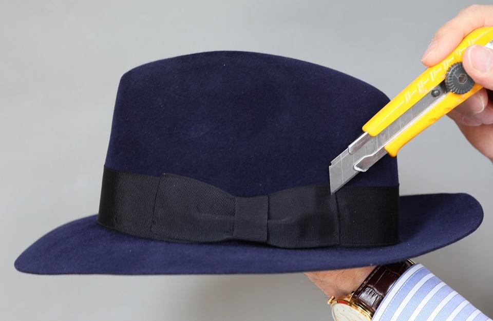 jak wymienić otok w kapeluszu