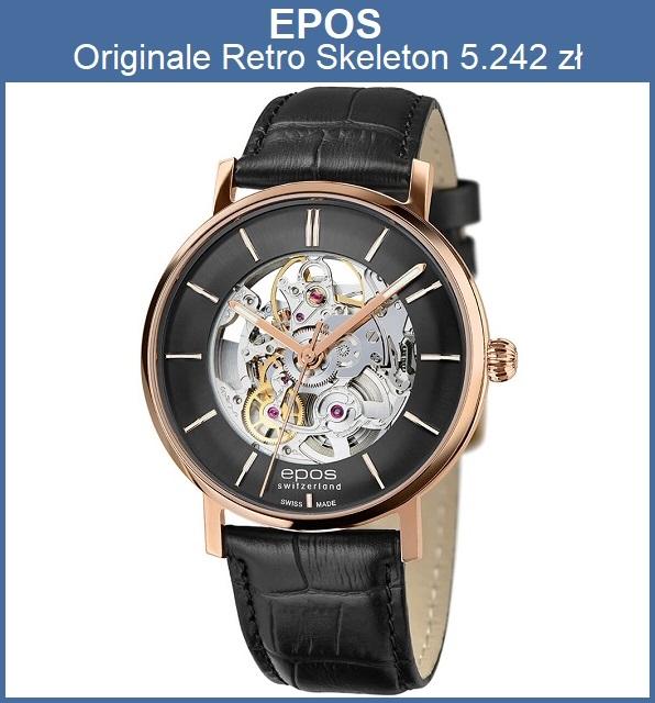 najpiękniejsze zegarki szkieletowe
