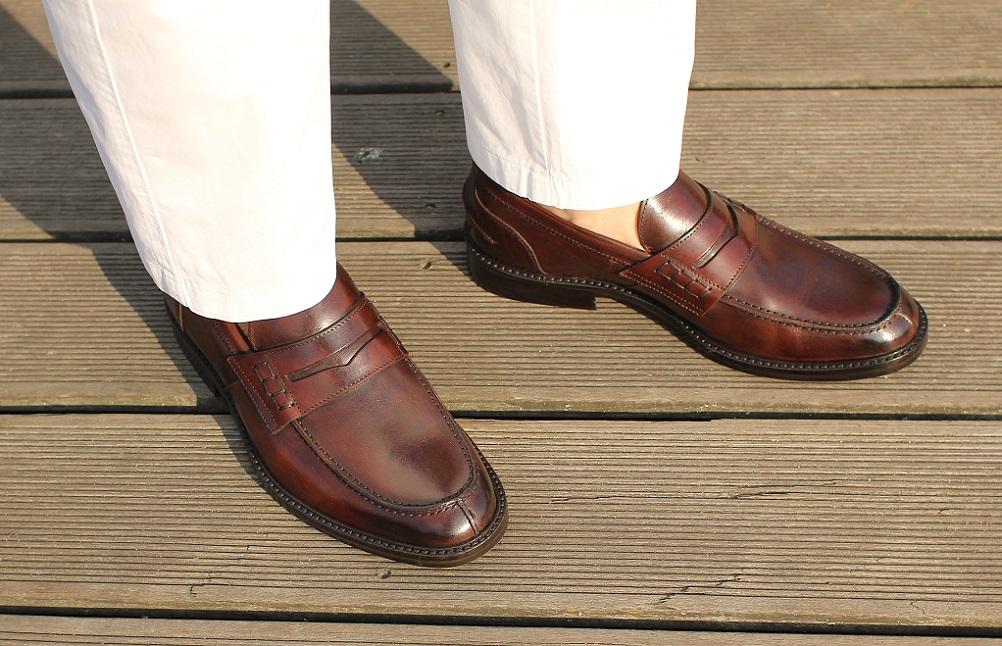noski butów