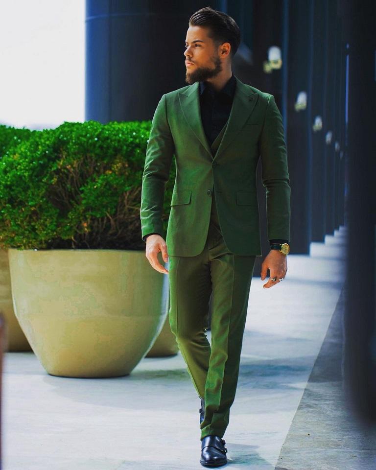 zielona fala